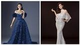 Á hậu Tường San gợi cảm với đầm dạ hội trước giờ G Chung kết Miss International 2019