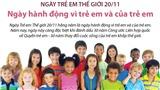 Ngày Trẻ em Thế giới 20/11 - Ngày hành động vì trẻ em và của trẻ em