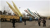 Mỹ đánh giá Iran sở hữu kho vũ khí tên lửa lớn nhất Trung Đông