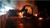 Ít nhất 7 người thiệt mạng trong hai vụ tai nạn liên hoàn trên đường cao tốc Hàn Quốc