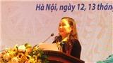 NSND Trịnh Thúy Mùi được bầu làm Chủ tịch Hội Nghệ sĩ Sân khấu Việt Nam
