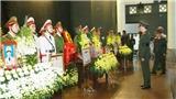 Bộ Công an tổ chức trọng thể Lễ tang 3 liệt sỹ hy sinh tại Đồng Tâm