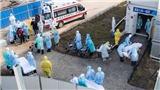 Dịch bệnh do virus corona: Vũ Hán chuyển đổi công năng một số tòa nhà thành bệnh viện dã chiến