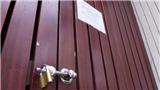 Chữ và nghĩa: 'Đóng cửa' mà cửa… vẫn mở?