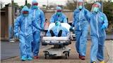 Mỹ trở thành 'điểm nóng' thứ 3 về dịch COVID-19, thêm 132 ca tử vong