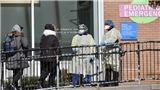 Dịch COVID-19: Mỹ dẫn đầu thế giới về số ca nhiễm