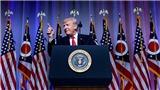 Mỹ: Tỷ lệ ủng hộ Tổng thống D.Trump thấp nhất trong hai năm qua