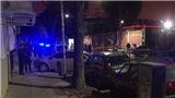 VIDEO: Xe đâm vào Đại sứ quán Trung Quốc tại Argentina