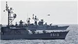 Ấn Độ, Nhật Bản tiến hành diễn tập hải quân chung