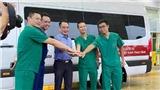 4 y bác sĩ BV Nhiệt đới TW lên đường 'giải cứu' công dân Việt từ Guinea Xích đạo