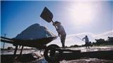 Sống chậm cuối tuần: Câu chuyện về hạt muối