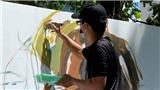 Nâng tầm nghệ thuật graffiti Việt Nam