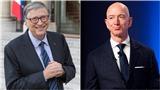 Tỉ phú Bill Gates và Jeff Bezos đều từng rửa bát mỗi tối giúp vợ trước khi ly hôn