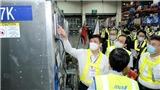 Gần 1 triệu liều vaccine do Nhật Bản hỗ trợ đã tới TP HCM