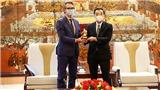 Thủ đô Hà Nội và Liên minh châu Âu tại Việt Nam tăng cường quan hệ hợp tác nhiều mặt