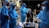 Nghệ An thêm 4 trường hợp dương tính với SARS-CoV-2