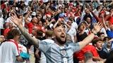 Nhật ký EURO bằng thơ: 'Thánh đường' Wembley rực sáng