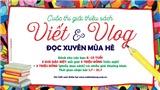 NXB Kim Đồng tổ chức cuộc thi giới thiệu sách 'Viết & Vlog'