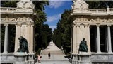 Công viên Buen Retiro vào danh sách di sản thế giới của UNESCO