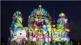 Ấn tượng Lễ hội ánh sáng tại thủ đô Berlin của Đức