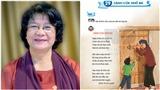 Thi sĩ, họa sĩ  Đoàn Thị Lam Luyến: 'Em là chị Tấm đợi chờ bống lên'