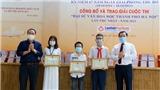 Trưng bày sách báo và trao giải Đại sứ văn hóa đọc