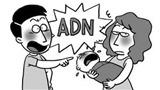 Truyện cười bốn phương: Thử ADN