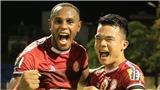VIDEO: 4 điểm nhấn vòng 10 V-League