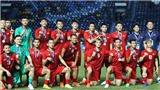 VIDEO: Đội tuyển Việt Nam và quả ngọt từ King's Cup