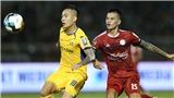 Trực tiếp bóng đá: Sông Lam Nghệ An đấu với TPHCM (17h hôm nay, BĐTV), V League 2019