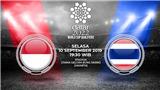 Soi kèo bóng đá: Indonesia vs Thái Lan (19h30 hôm nay). Trực tiếp Thailand vs Indonesia