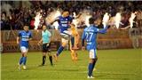 VIDEO bóng đá Thanh Hóa 1-3 Than Quảng Ninh: 'Thuyền chìm tại bến'