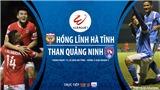 Soi kèo nhà cái Hà Tĩnh vs Quảng Ninh. Trực tiếp bóng đá Việt Nam