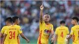 VIDEO bàn thắng Bình Định 0-1 Thanh Hóa: 'Siêu phẩm' của Quốc Phương