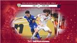 VIDEO: Soi kèo nhà cái UAE vs Thái Lan. VTV6, VTV5 trực tiếp bóng đá vòng loại World Cup 2022