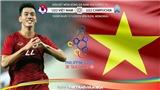 U22 Việt Nam vs U22 Campuchia (19h00 hôm nay): Thẳng tiến vào chung kết