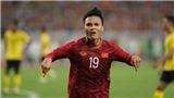 VIDEO bóng đá Việt Nam: Tuấn Anh báo tin vui. Thắng Malaysia, Việt Nam sẽ tăng hạng