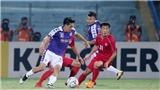 Kết quả bóng đá: Hà Nội 0-0 4.25 SC. Hà Nội bị loại vì luật bàn thắng sân khách