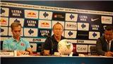 VIDEO bóng đá: Chờ ông Park phá 'dớp' không thắng Indonesia