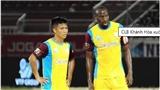VIDEO bóng đá HAGL 4-1 Khánh Hòa: HAGL tiễn đội bóng phố Biển về giải hạng Nhất
