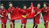 Đội tuyển nữ Việt Nam quyết vô địch SEA Games 30 để vượt Thái Lan