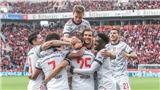 """Nhận định bóng đá Benficavs Bayern Munich: Chạy đâu để tránh mặt """"hùm""""?"""