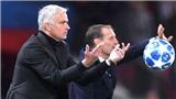 Juventus vs Roma: Ngày Mourinho gặp lại Juve