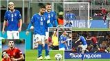 Đội tuyển Ý: Khi thất bại lại là điều tích cực