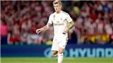 Real Madrid: Trong gian khó, Kroos là người dũng cảm nhất