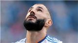 Real Madrid: Cánh chim đơn độc Benzema