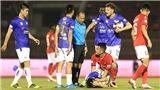 Chọn xong trọng tài cho trận HAGL đấu Hà Nội FC