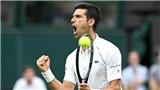 Tennis: Djokovic vào tứ kết, Swiatek rời cuộc chơi Wimbledon 2021
