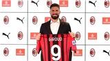 Milan chiêu mộ Olivier Giroud: Mandzukic hay Ibra 2.0?