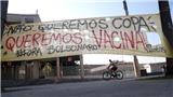 Copa America 2021: Buồn hơn những thất bại, đó là nhiễm Covid-19